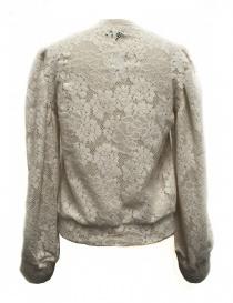 Miyao natural color sweater