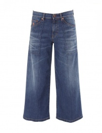 Jeans donna online: Jeans Five Fatigue Avantgardenim