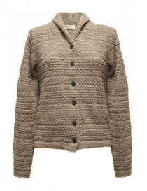 Cardigan Casa Isaac colore beige AC3-BIS-W-B order online