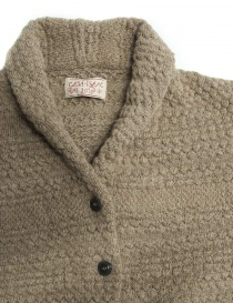 Casa Isaac light brown cardigan