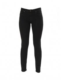Womens jeans online: Avantgardenim Contemporary Fit jeans black