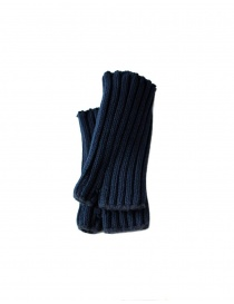 Gloves online: Kapital navy glove