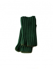 Gloves online: Kapital green glove