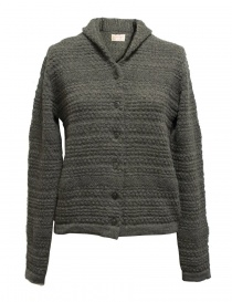 Cardigan Casa Isaac colore grigio AC3 BIS W A order online
