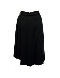 Il by Saori Komatsu black skirt
