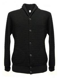 GRP black cardigan SFTEC19-V-NE order online