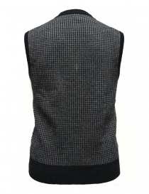 GRP navy and grey gilet