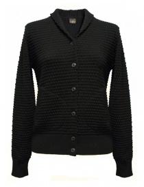 Womens cardigans online: GRP black cardigan