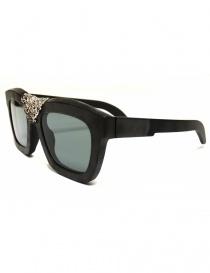 Kuboraum Maske C2 Burnt sunglasses