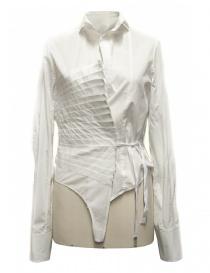 Marc Le Bihan white shirt 26602 order online