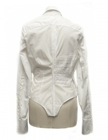 Marc Le Bihan white shirt
