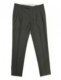 Pantalone Cellar Door Forniture Civili colore grigio 32IUS2PINCE- order online