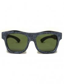 Occhiali online: Occhiale da sole Paul Easterlin Newman con lenti verdi