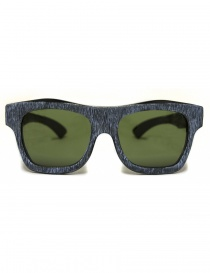 Paul Easterlin Newman sunglasses with green lenses NEWMAN-VERDE order online