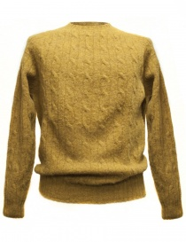 Maglione Howlin' by Morrison colore oro STEWART-GOLD order online
