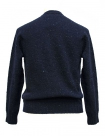 Cardigan Howlin' by Morrison colore blu navy