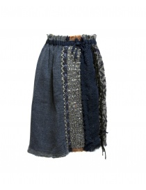 As Know As de Base blue skirt DE0814 BLUE order online