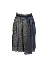 As Know As de Base blue skirt