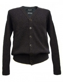 Cardigan Howlin' by Morrison colore marrone WILL-O-THE-W order online