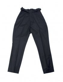 Pantalone blu Haversack 361509 59 NA order online
