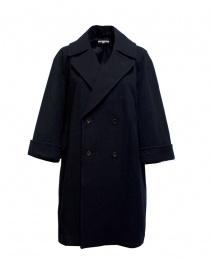 Womens coats online: Haversack navy coat