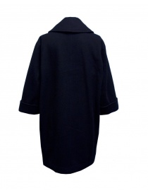Haversack navy coat
