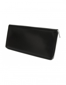 Ptah Fuukin black leather wallet PT150301-BLK order online