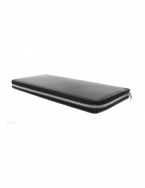 Ptah Fuukin black leather wallet