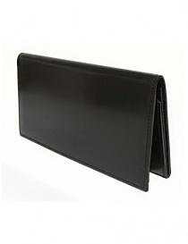 Portafoglio Ptah Fuukin in pelle nera PT150302-BLK order online