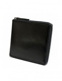 Ptah black navy leather wallet PT150506-NAV order online