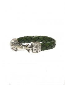 Braccialetto verde aquila Elfcraft 220479913 EA order online