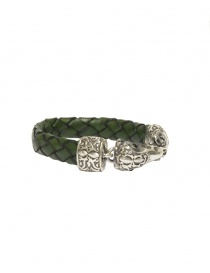 Elfcraft eagle green bracelet