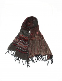 As Know As AsZacca flower scarf ZV0503 BROWN order online