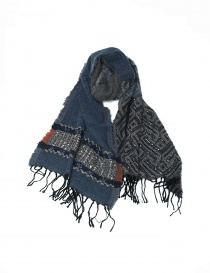 As Know As AsZacca pailettes scarf ZV0503 BLUE order online