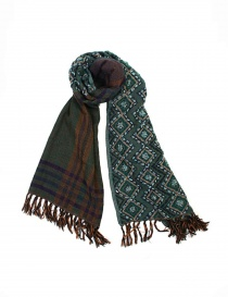 As Know As AsZacca green scarf ZU0532 GREEN order online