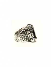 Elfcraft black stone ring