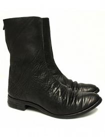 Carol Christian Poell Diagonal Zip Goodyear boots AM2601-CUL-P order online