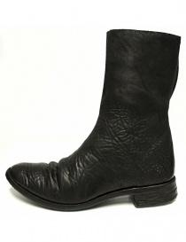 Carol Christian Poell Diagonal Zip Goodyear boots