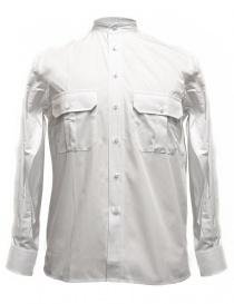 Camicia Camo colore bianco ALBINO-261-W order online
