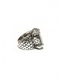 Elfcraft zirconia ring