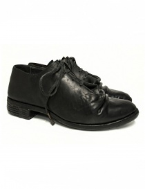 Carol Christian Poell black leather shoes AM2680-CUL-P order online