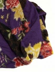 Kapital purple scarf