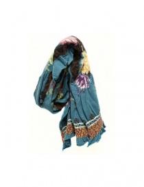 Scarves online: Kapital light blue scarf