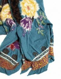 Kapital light blue scarf