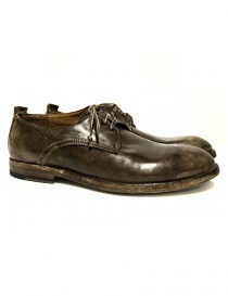 Shoto light brown leather shoes 7381-45-CULA order online