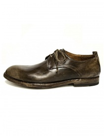 Shoto light brown leather shoes