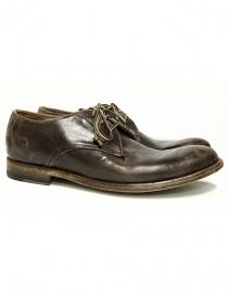 Scarpa Shoto in pelle marrone medio 7553-766-CUL order online