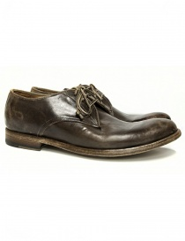 Shoto mid brown leather shoes 7553-766-CUL order online