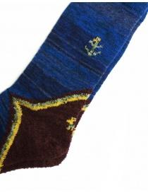 Kapital blue socks