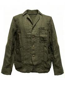 Giacche uomo online: Giacca Kapital colore verde militare